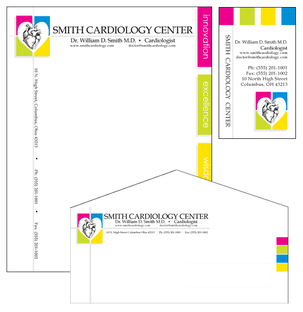 Dr. Smith's Corporate Identity