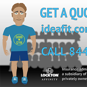 IDEA Insurance Character AD