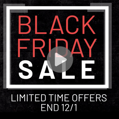 Company Wide Black Friday Sale
