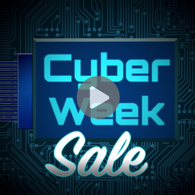 Company Wide Cyber Week Sale
