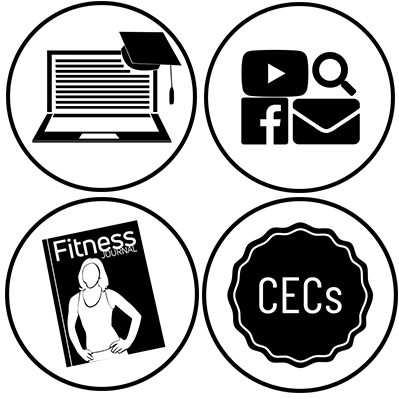 IDEA Member Benefits Icons