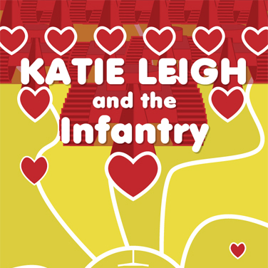 Katie Leigh Gig Poster