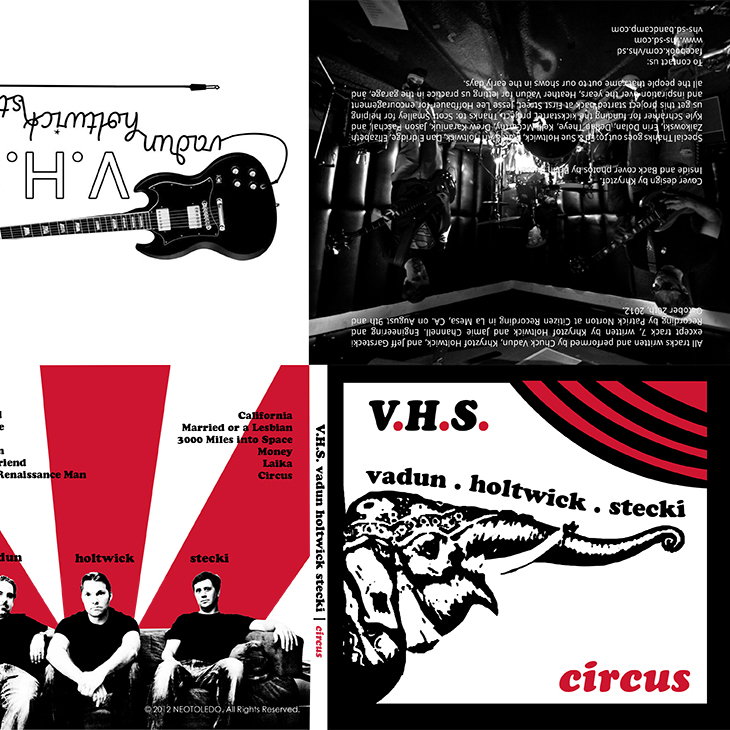 VHS Cirus album artwork